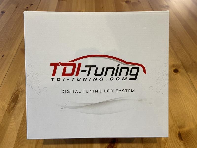 【!】TDI-Tuning CRTD4 Diesel Tuning Box TDIチューニング メルセデスベンツ 3.0 V6(2015~)用 [03-0120-0-0]