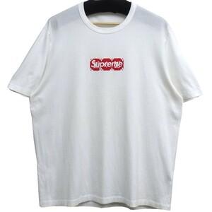 Supreme×LOUIS VUITTON  17AW LV Box Logo TeeボックスロゴTシャツ 商品番号:8069000020168