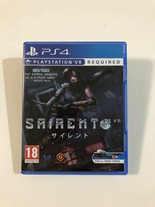 PS4 サイレントVR 海外版
