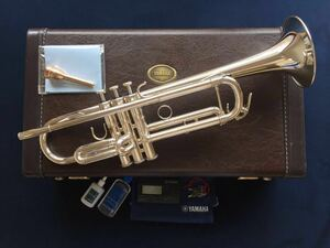 [ rental 1 months ] YAMAHA trumpet custom model L boa [YTR8345S]