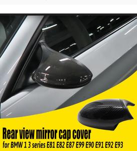 [BMW E81 E82 E87 E88 E90 E91 E92 E93 door mirror cover ] side accessory trim * car liking ... custom for parts *