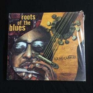 輸入盤CD/Vanguard: Roots of the Blues**3枚組み
