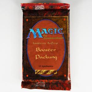 MTG 希少 1995年 リバイズド エディション Revised Edition 新品未開封品 ブースターパック MAGIC The Gathering マジック ザ ギャザリング