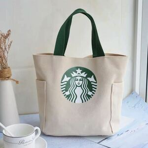 トートバッグ エコバッグ ポーチ 鞄 台湾 スターバックス 韓国 中国 海外 香港 買い物袋 福袋 スタバ 手提げ袋 A4 かばん ランチバッグ