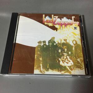 レッド・ツェッペリン Ⅱ 国内盤CD