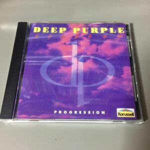 ディープ・パープル Deep Purple Progression オーストリア盤CD