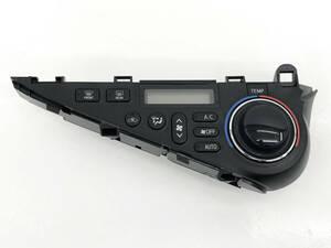 _b49753 トヨタ アクア S DAA-NHP10 エアコンスイッチ トリム パネル カバー 内装 FC28 無塗装 555943-2000