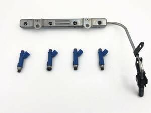 _b49753 トヨタ アクア S DAA-NHP10 インジェクター デリバリーパイプ 1NZ-1LM 23250-21040