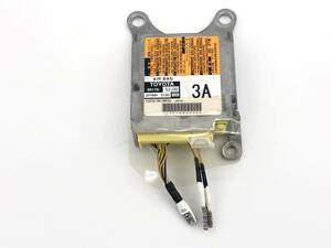 _b49753 トヨタ アクア S DAA-NHP10 SRS エアバッグ バック コンピューター 未展開 89170-52J30 / 231000-6190