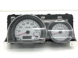 _b51450 スズキ ワゴンR FT-Sリミテッド ABA-MH21S スピードメーター タコ 183894km 34100-58JE0 MH22S マツダ AZワゴン MJ21S MJ22S