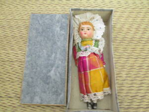 レトロ 女の子人形/古い人形
