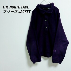 ザノースフェイス THE NORTH FACE ハーフボタン フリースジャケット