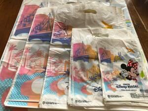 即決Dデ★東京ディズニーリゾート ショッピングバッグ キャラクター袋 お土産袋 LL1 枚 L5 枚 M5 枚 S9 枚 SS5 枚 TDL/TDS★