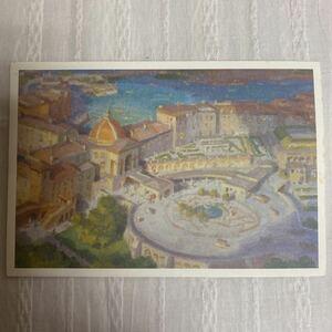 TDS ディズニーシー ホテルミラコスタ ポストカード 非売品