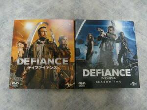 DVD ディファイアンス DEFIANCE シーズン1 シーズン2 バリューパック