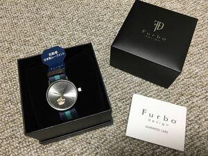 FURBO フルボ 機械式 腕時計 F2001SNVGR 自動巻き 手巻き 純正ベルトもう1本おまけ