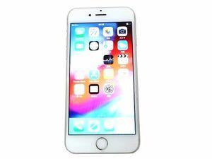 111●au iPhone 6s 64GB シルバー NKQP2J/A バッテリー最大容量87% ※中古/利用○/交換品