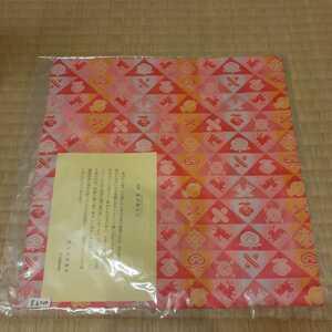 龍村美術織物 茶道具 出帛紗 出袱紗 ① 約28cm×27cm