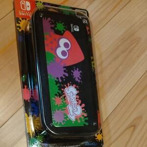 新品!Nintendo Switch キャリングケース スプラトゥーン2