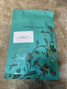 fortnum and mason green tea with elderflower 100g