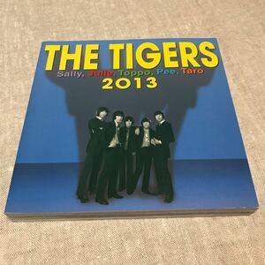 THE TIGERS 2013 写真集