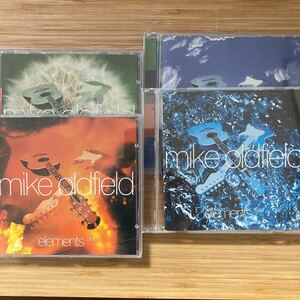 Mike oldfield elements CDのみ
