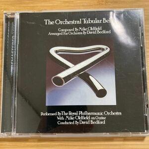マイク・オールドフィールド MIKE OLDFIELD ORCHESTRAL TUBULAR BELLS - HDCD