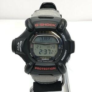 美品 G-SHOCK ジーショック CASIO カシオ 腕時計 DW-9100BJ-1A RISEMAN ライズマン ブラック グレー RY4227