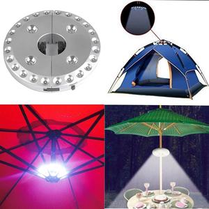 *1 иен старт *24 + 4LED наружный беспроводной шпаклевка .o зонт paul (pole) свет сад аварийное освещение портативный кемпинг тонн карты