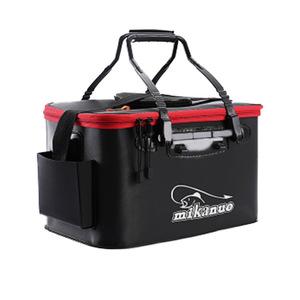 ◆最安にします◆ 魚釣り バケツ 魚入れケース BOX折りたたみ式 バケツ 水槽 フィッシング 川釣り アウトドア キャンプ レジャー AT3610