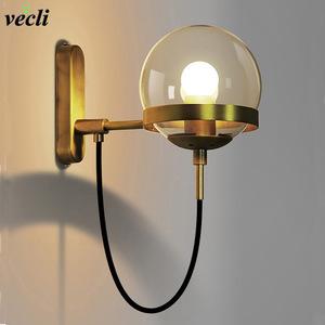 ◆最安にします◆ウォールランプ ブラケットライト ランプシェード アンティーク調 インテリア ヴィンテージ 照明 レトロ AT7048