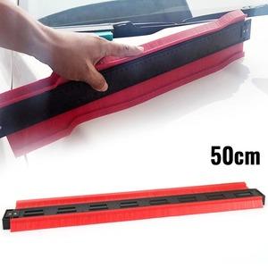 type мера зеркало мера металлическая пластина 50cm цвет красный красный 1 шт только не использовался импортные товары