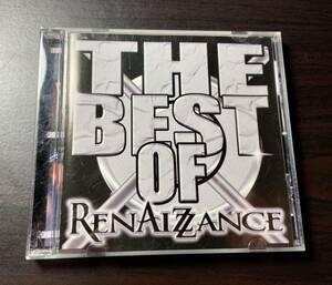 RENAIZZANCE ベストアルバム THE BEST OF RENAIZZANCE 一度のみ試聴 2003年