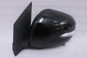 211457*7P LA310S Mira e:S left door mirror heater attaching key free less Turn attaching * black X07 Daihatsu original (DM)