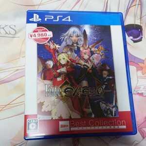 PS4ソフト フェイト エクストラ