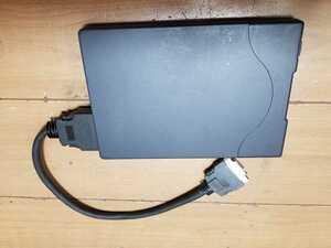 NEC PC-9821La13用 外付けFDD ケーブル付 未確認ジャンク