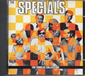 The Specials The Singles Collection 輸入盤 US CD スペシャルズ シングル・コレクション F2 21823