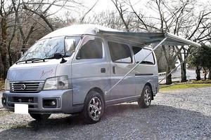 H16 Caravan 3.0 diesel 4WD camper vehicle Bros 2 step bed /en gel refrigerator /Nox conform!