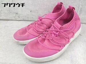 ◇ FitFlop フィットフロップ スニーカー シューズ サイズ23㎝ ピンク レディース