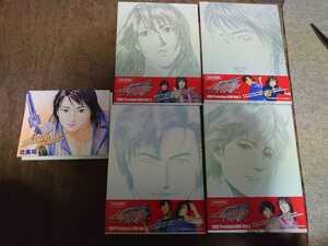 DVD エンジェル・ハート 限定生産 ドラマCD プレミアムBOX