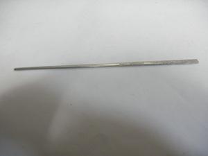 @@ 古い かんざし アンティーク コレクション 彫金 (花絵 鹿 長寿 )刻印あり インテリア 雑貨 金属 金属細工 金属工芸