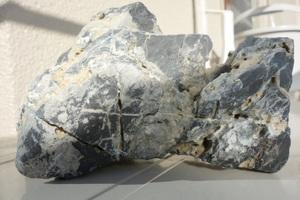 【特選/霜降り】ADA 龍王石⑪【小型水槽親石に】