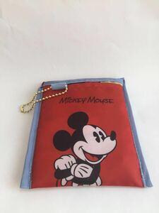 折りたたみ式 エコバック/鞄 かばん カバン エコバッグ 新品 ディズニーストア Disneystore micky mouse ミッキーマウス 2021 福袋 バラ売