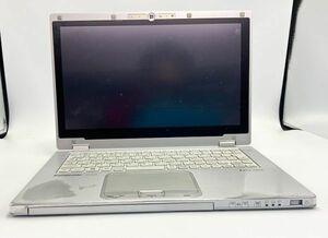 Panasonic 中古PC ノートパソコン CF-AX3 - 20210107_14 現状品 部品取り