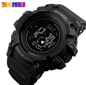 Mz3084:アウトドアウォッチ メンズプレッシャーコンパス スポーツデジタル腕時計 高度計 ウェザートラッカー 防水