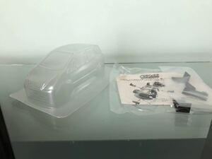 送料無料 ミニッツ ポリカボディ メルセデスベンツ Aクラス 未塗装 CROSS RACING EQUIPMENT 京商 ラジコン