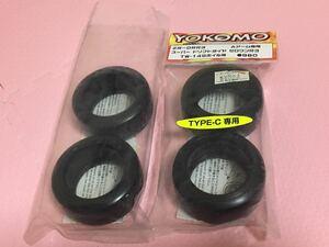 送料無料 ヨコモ スーパー ドリフトタイヤセット ゼロワンR3 小径ホイール用 yokomo