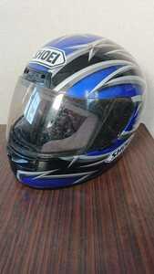 SHOEI ショウエイ RFD2 フルフェイス ヘルメット Mサイズ 57-58cm ブルー/ブラック