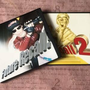 ★テイ・トウワ 音楽CD2枚セット フューチャー・リコール1&2 yd