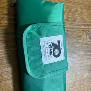 スヌーピーヴェンテージョ70th お買い物バッグレジカゴサイズ/グリーン